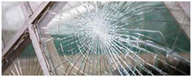 Hertford Smashed Glass